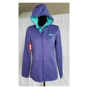 Women's Blue Chicago Fave Full Zip Hoodie